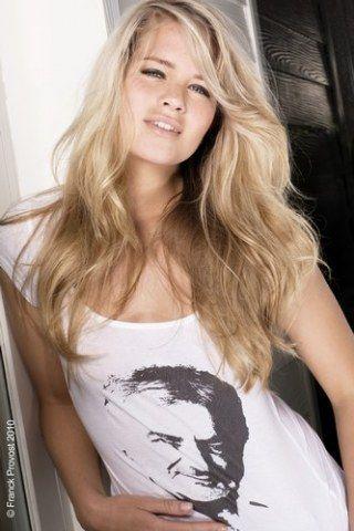 Kapsel voor lang blond haar