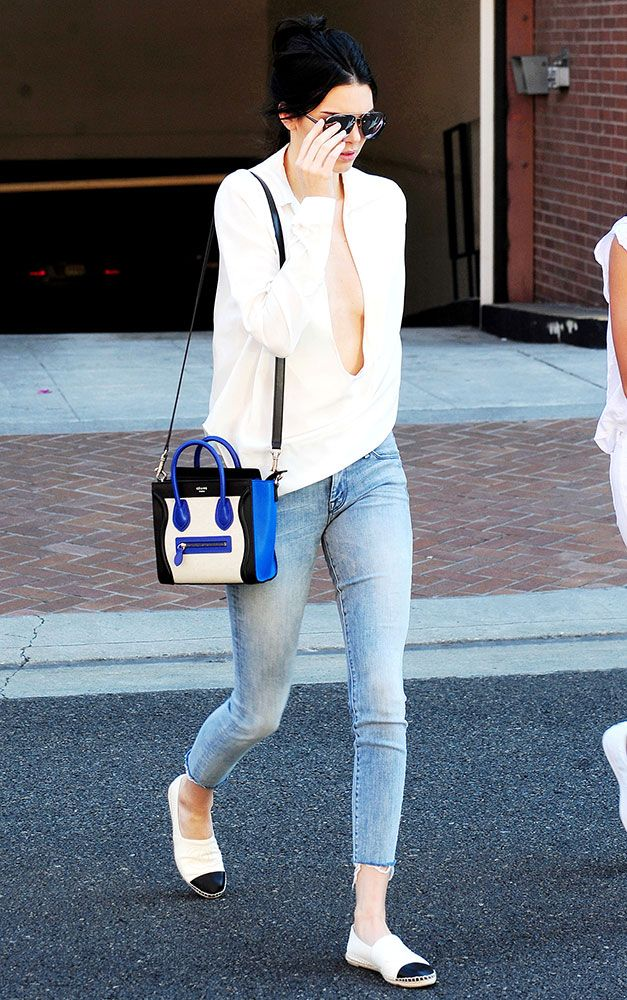 Kendall Jenner Loves Her Céline Nano Luggage Totes More Than I Love  Anything I Own 7edcd70f1a8d6