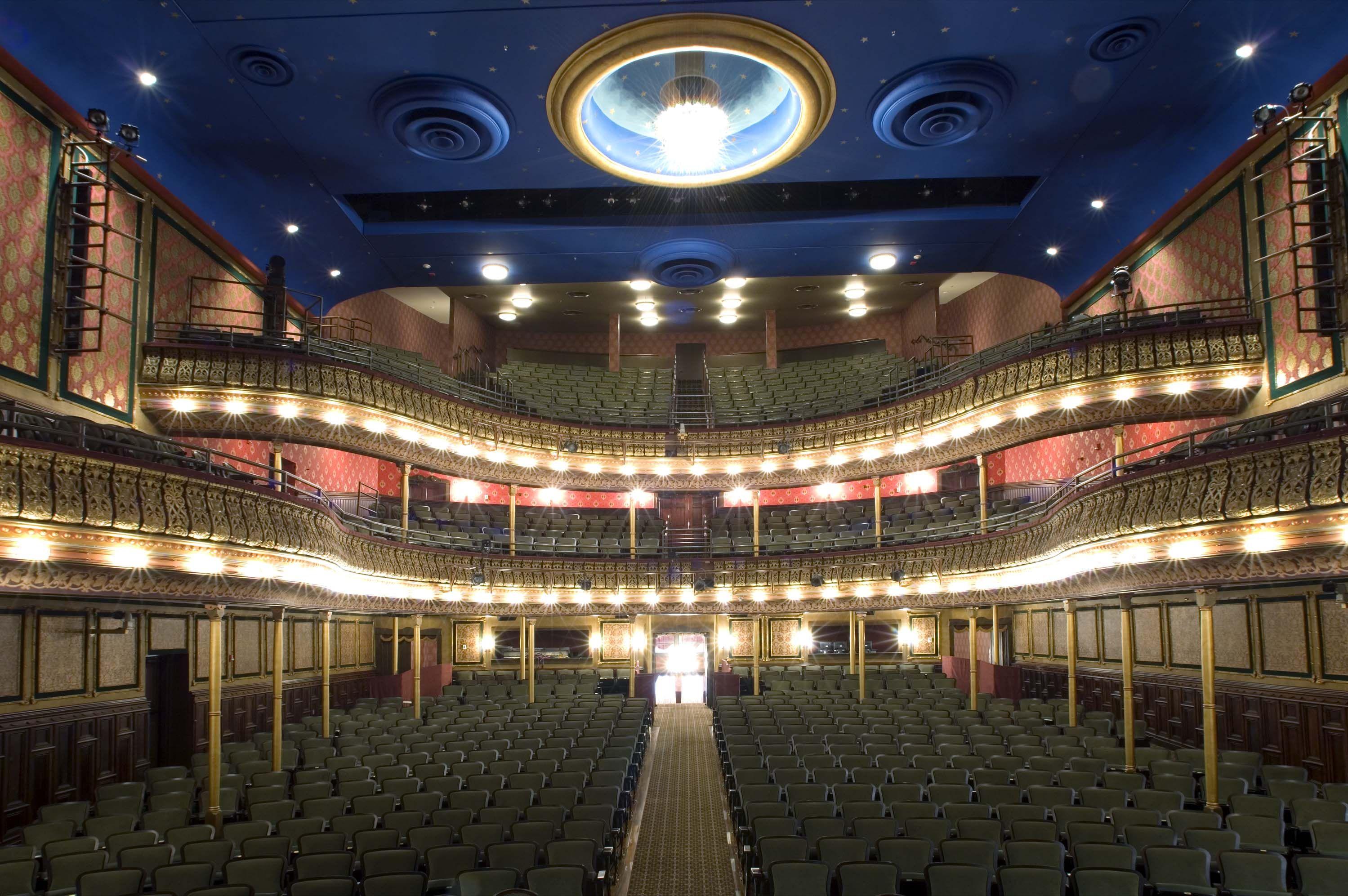 Colonial Theatre in Pittsfield Massachusetts Architecture Performing Arts Pinterest