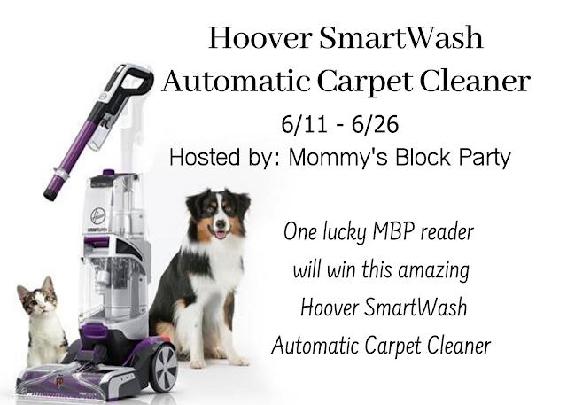 If You Have A Pet You Need The Hoover SmartWash Automatic