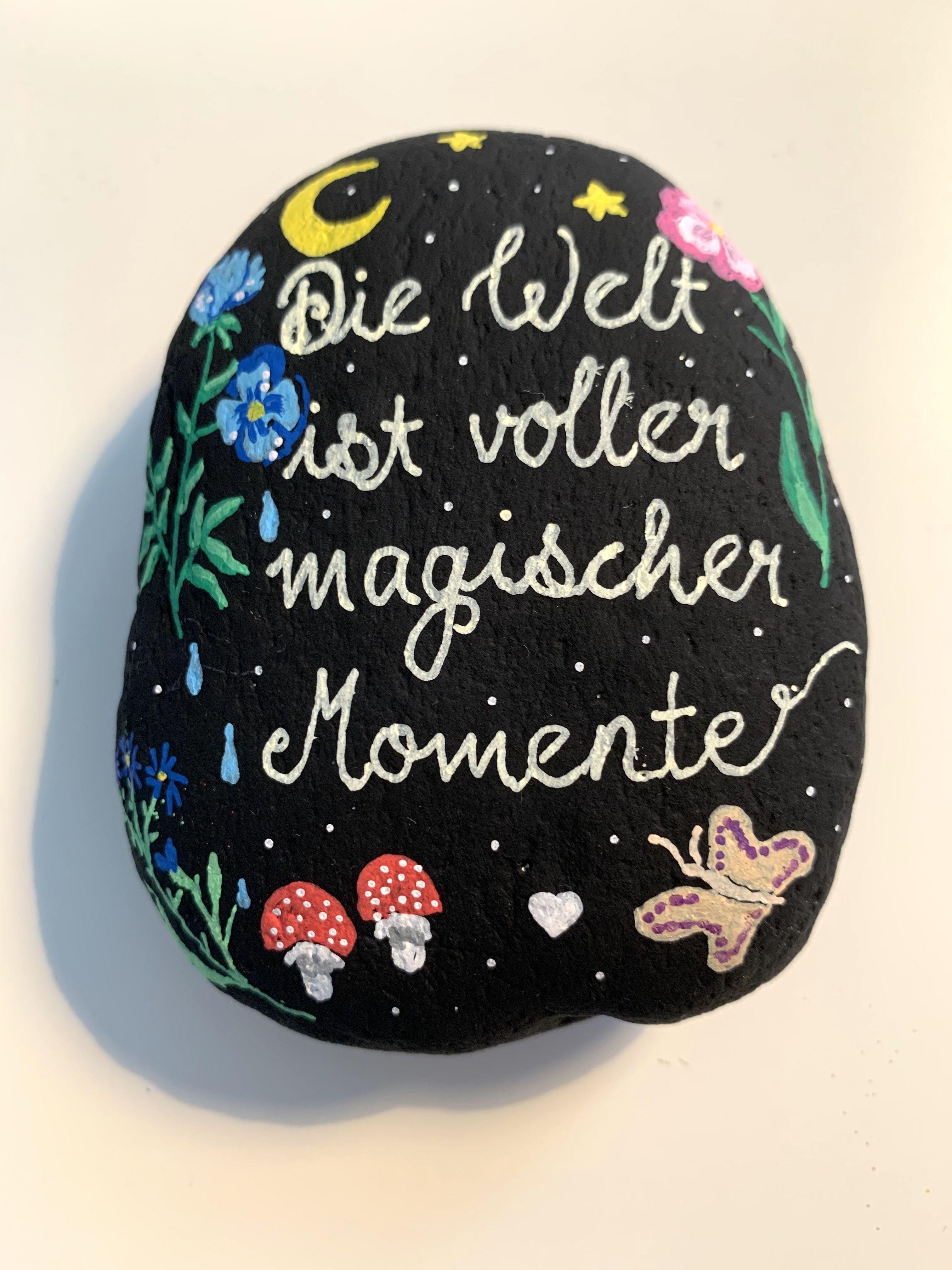 Steinmalerei - Rockart - Magische Momente