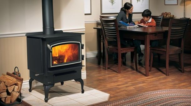 Regency Vancouver F2402 Freestanding Wood Fire With Images
