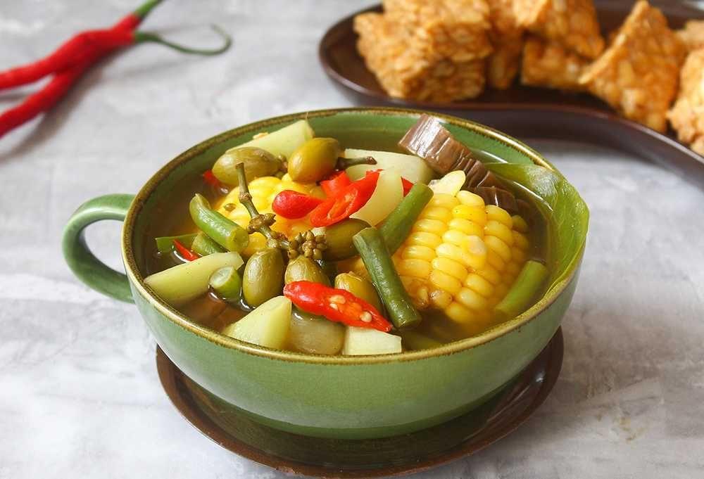 Resep Sayur Asem Resep Masakan Resep Masakan Indonesia Masakan