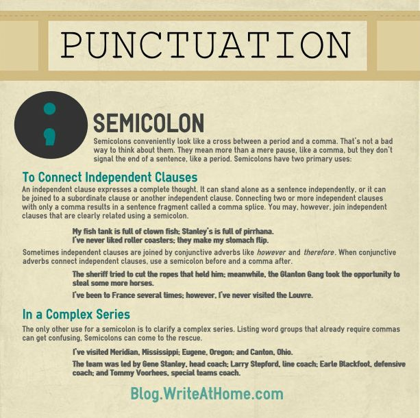 using semicolons and colons ppt combining