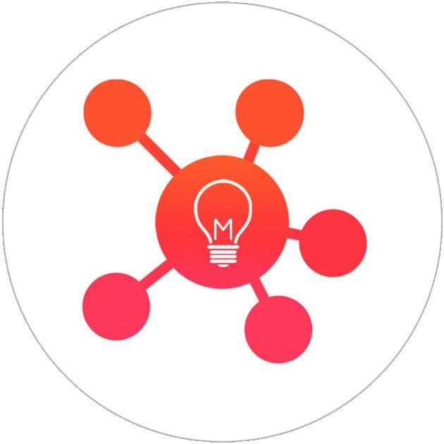 mind vector mind mapping lluvia de ideas resumir visualmente la informacin en mac - Mind Map App For Mac