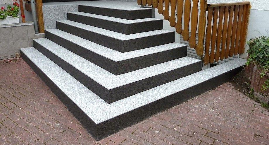 treppenbeschichtung steinteppich verlegen steinteppich frankfurt ideen rund ums haus pinterest. Black Bedroom Furniture Sets. Home Design Ideas