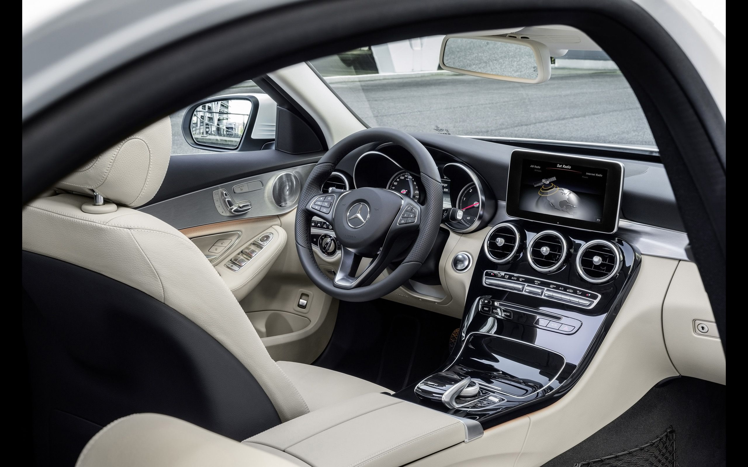Mercedes Benz C Class (2014)