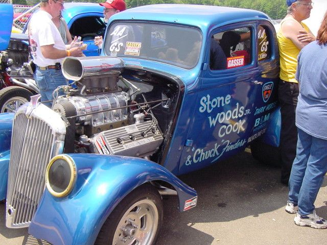 Stone woods cook a g 33 willys coupe gives me the for G stone motors used cars