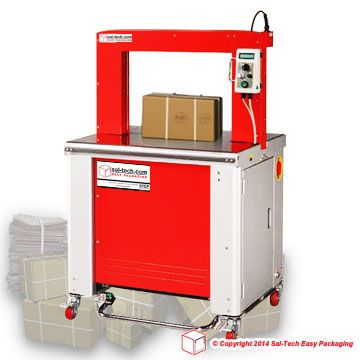 Step Tp 702 5mm Strapping Machine Automatic Strapping Machine Having All The Expected Functions Given By Today S Standard Si Making Machine High Speed Machine