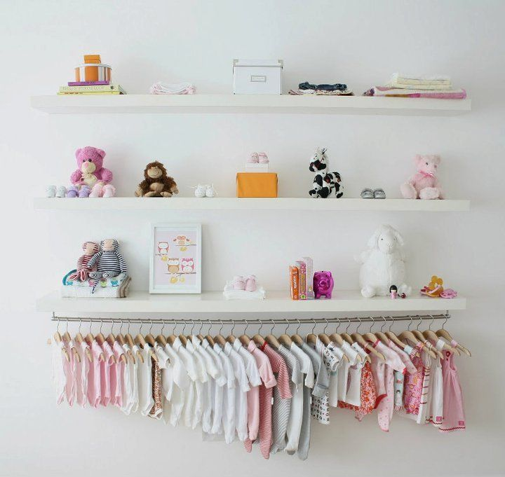 Baby Beautiful Cute Nursery Room Storage