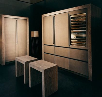 Best Armani Casa Kitchen System By Molteni House Design 400 x 300