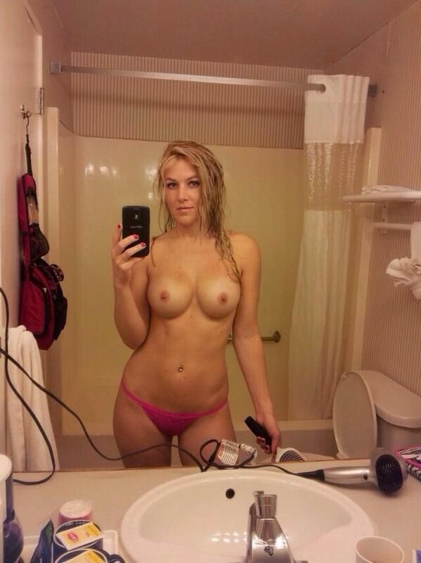 Right. busty blonde in the shower the excellent