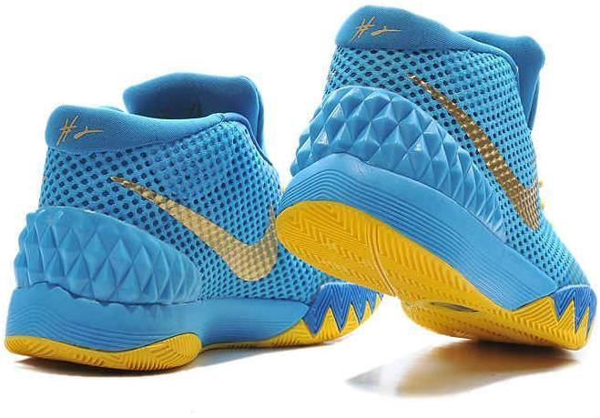 meet 56573 b643c Nike Kyrie 1 Cereal Blue Volt1