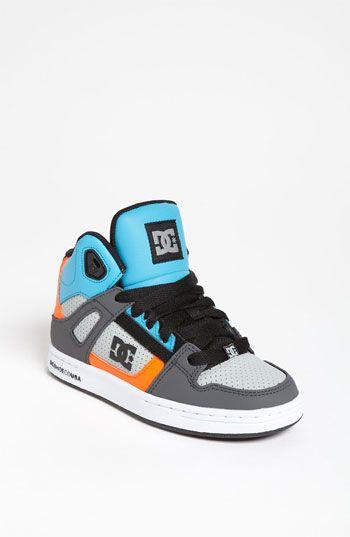 Dc Shoes Rebound Skate Shoe Toddler Little Kid Big Kid Nordstrom Skate Shoes Shoes Baby Boy Shoes