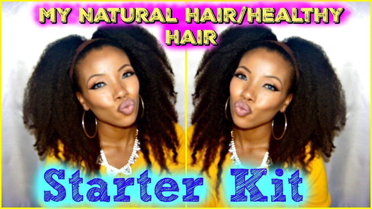Natural Hair Healthy Hair Starter Kit Waist Length Hair Journey Natural Hair Styles Hair Lengths Waist Length Hair