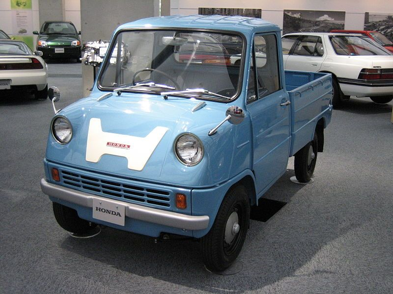 By 1960, #honda began producing road cars. The first model was the ...
