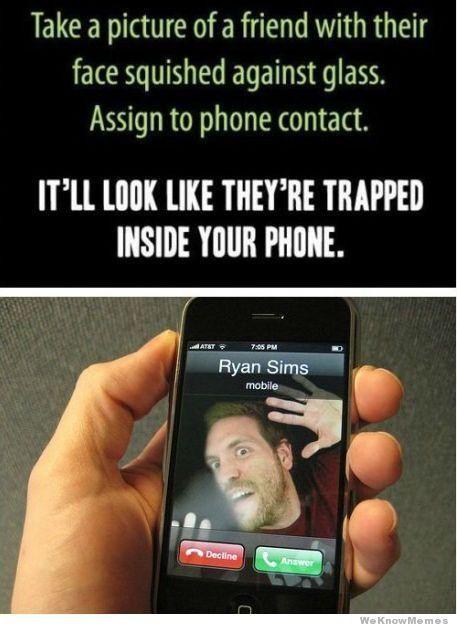 Funny Contact Pictures : funny, contact, pictures, Funny, Pictures, Phone, Contacts, Phone,