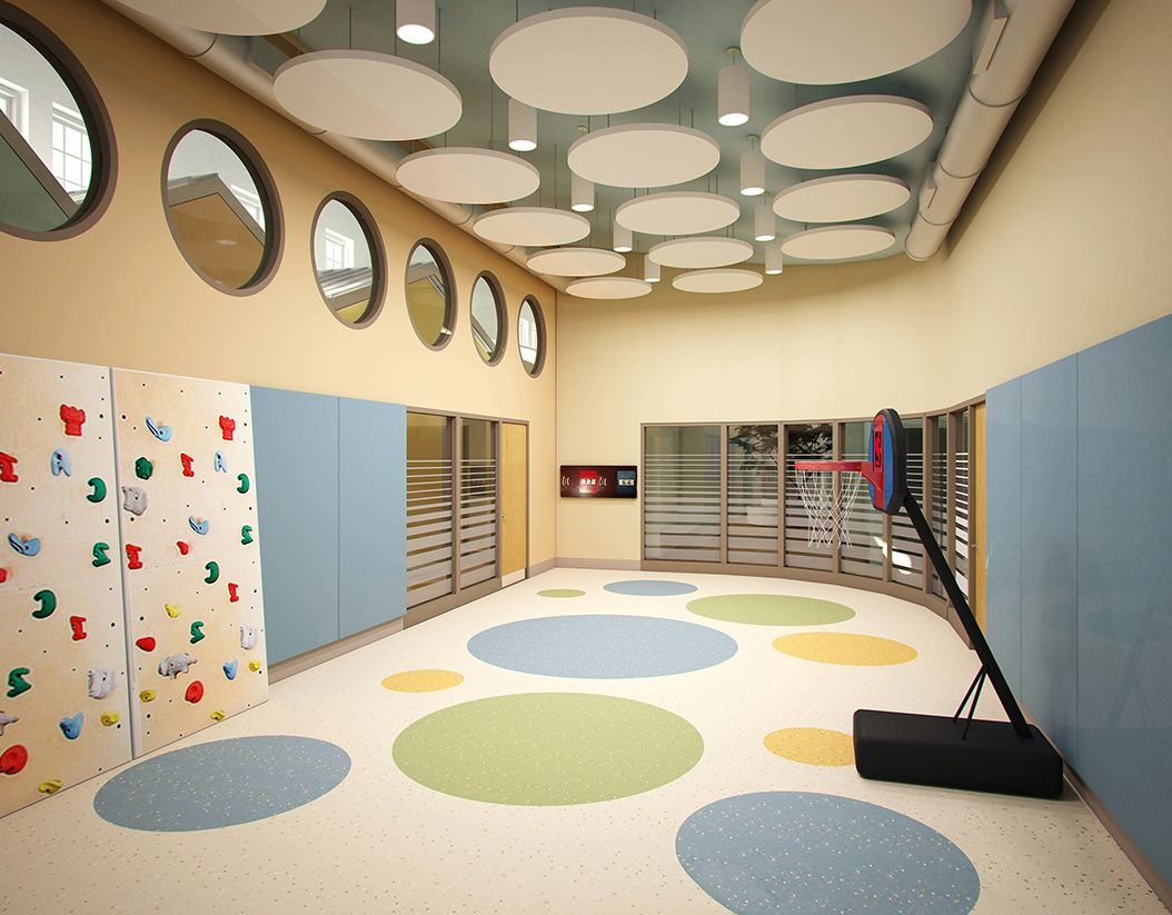 The center for autism and the developing brain design - Interior design colleges in georgia ...