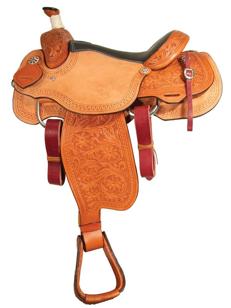 Ozark Saddle King Of Texas Calf Roping Saddle Hick Shit