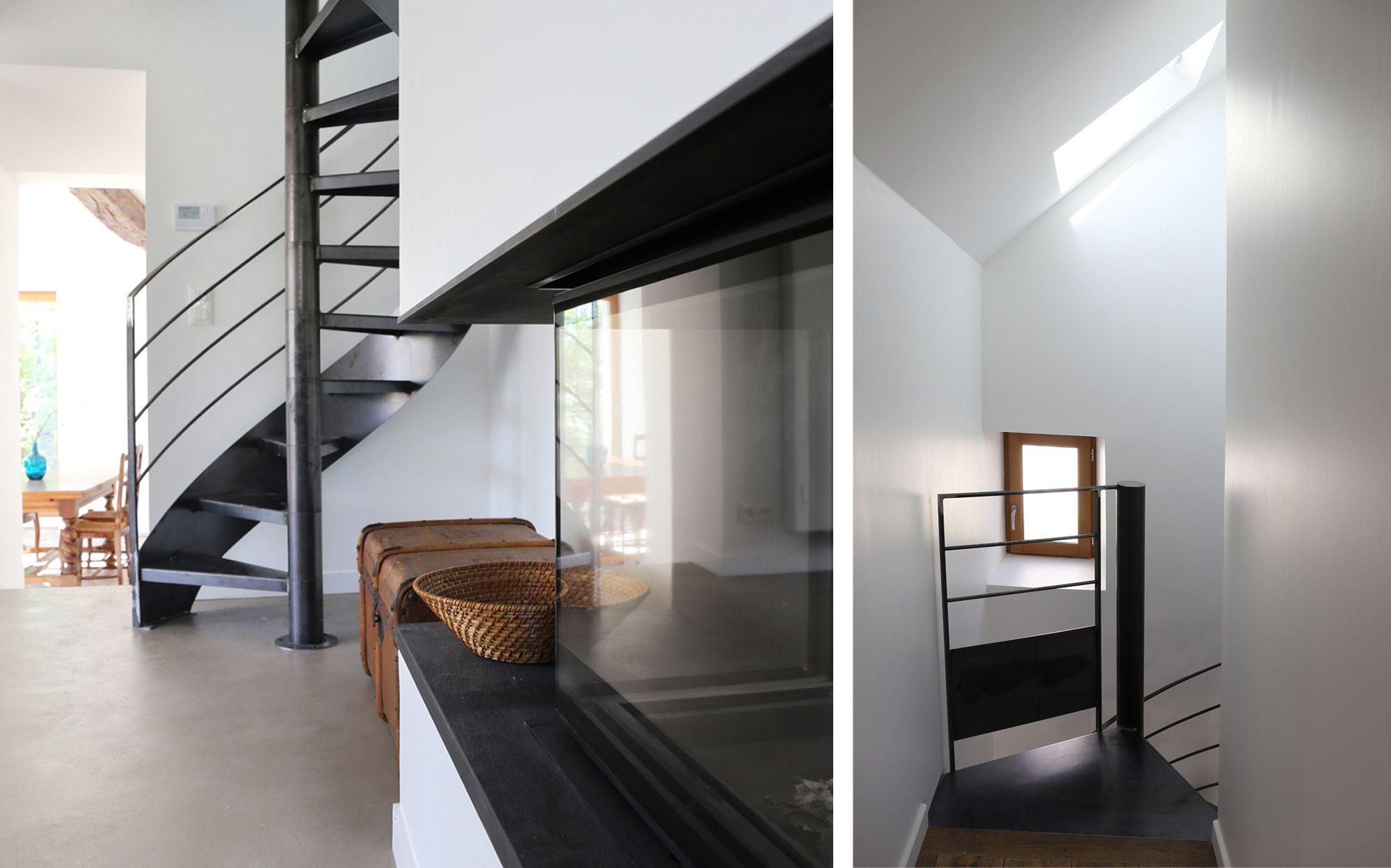 DX-ARCHITECTURES | réhabilitation d\'une maison en Île de France ...