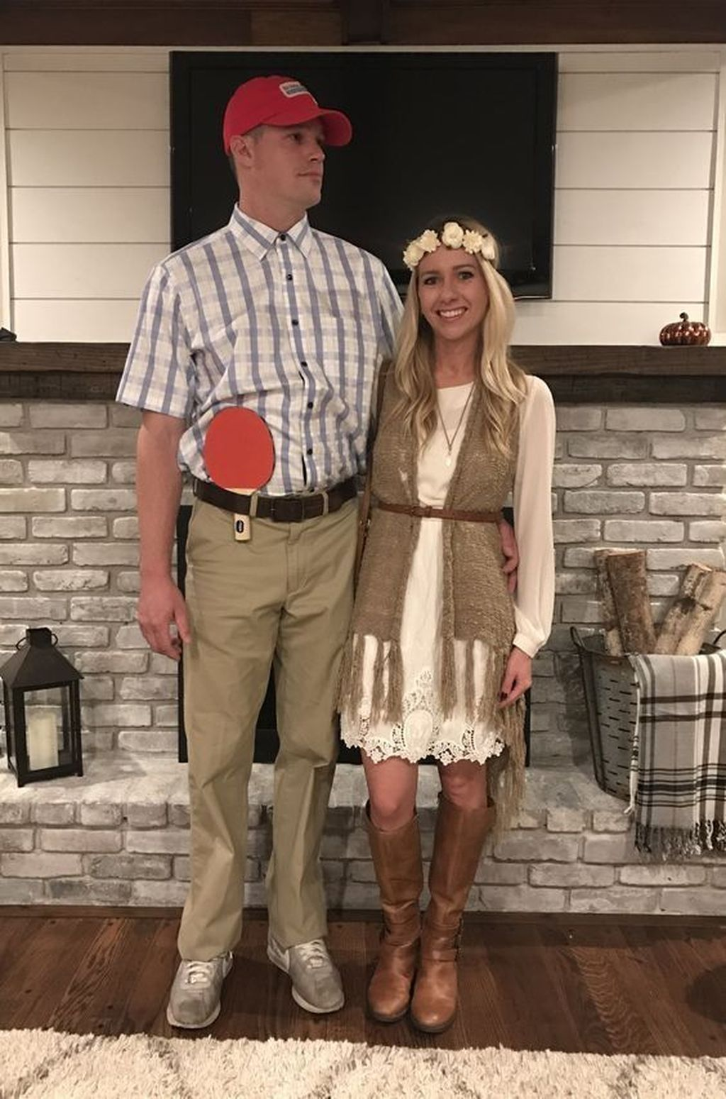 50 Catchy Couple Costumes Ideas For Halloween #funnyhalloweencostumes
