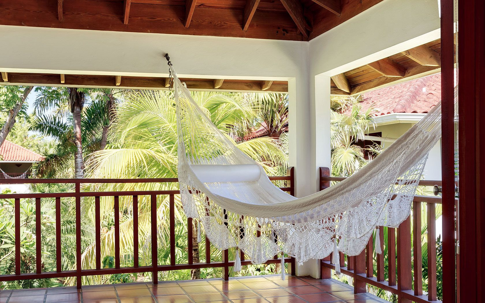 I M Digging The Hammock And Lush Foliage Atrium Suite Couples Swept Away Negril Couples Swept Away Jamaica Resorts Resort