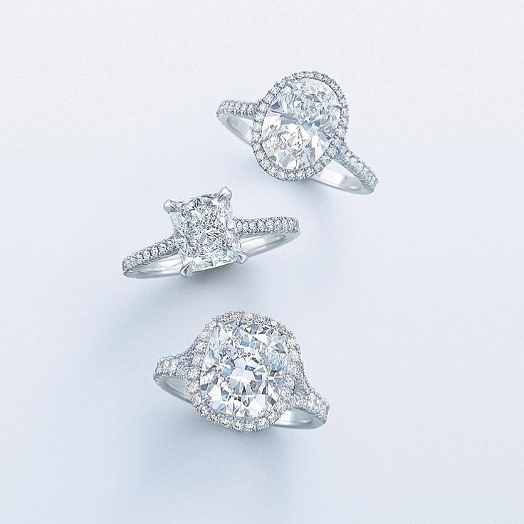 kwiat archives cut platinum solitaire diamond cushion rings zaltas ring engagement designer