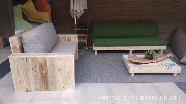 Mueblesdepalets.net: Sofas y sillones con cojines de origen ...