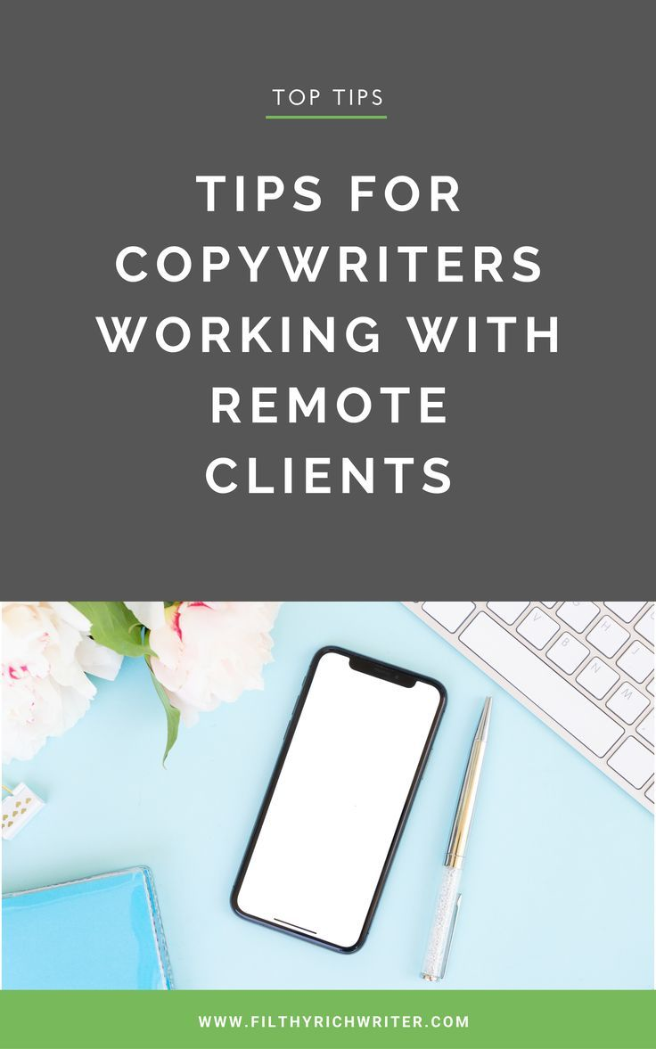 Copywriting Q&A Tips for Working With Remote Clients