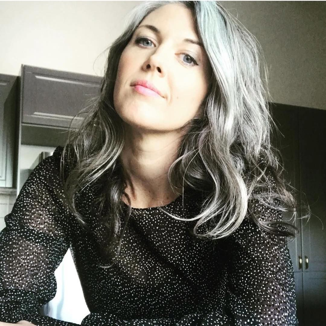 Grey Hair  Don/'t care