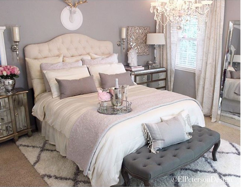 Perfect in 2019   Home bedroom, Romantic master bedroom