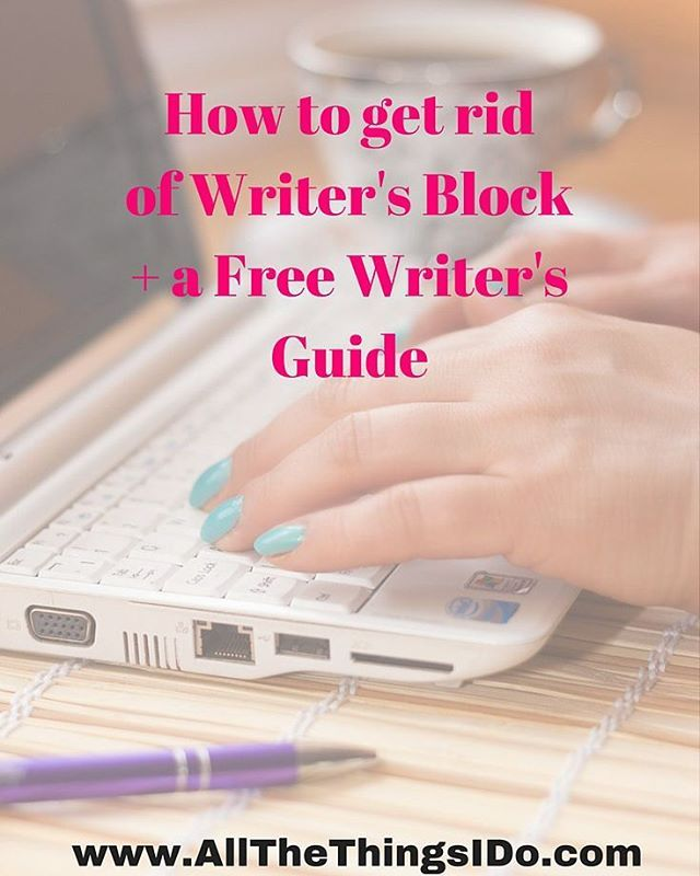 Writer's block putting your work on hold? Check out my new post (link in bio) for tips to fight writer's block and find out how you can download my free Writer's Guide with 55 writing propmts to help you crush writer's block. #blogger #txbloggers #bloggingtips #writersblock #freebies #writersguide #writersofinstagram