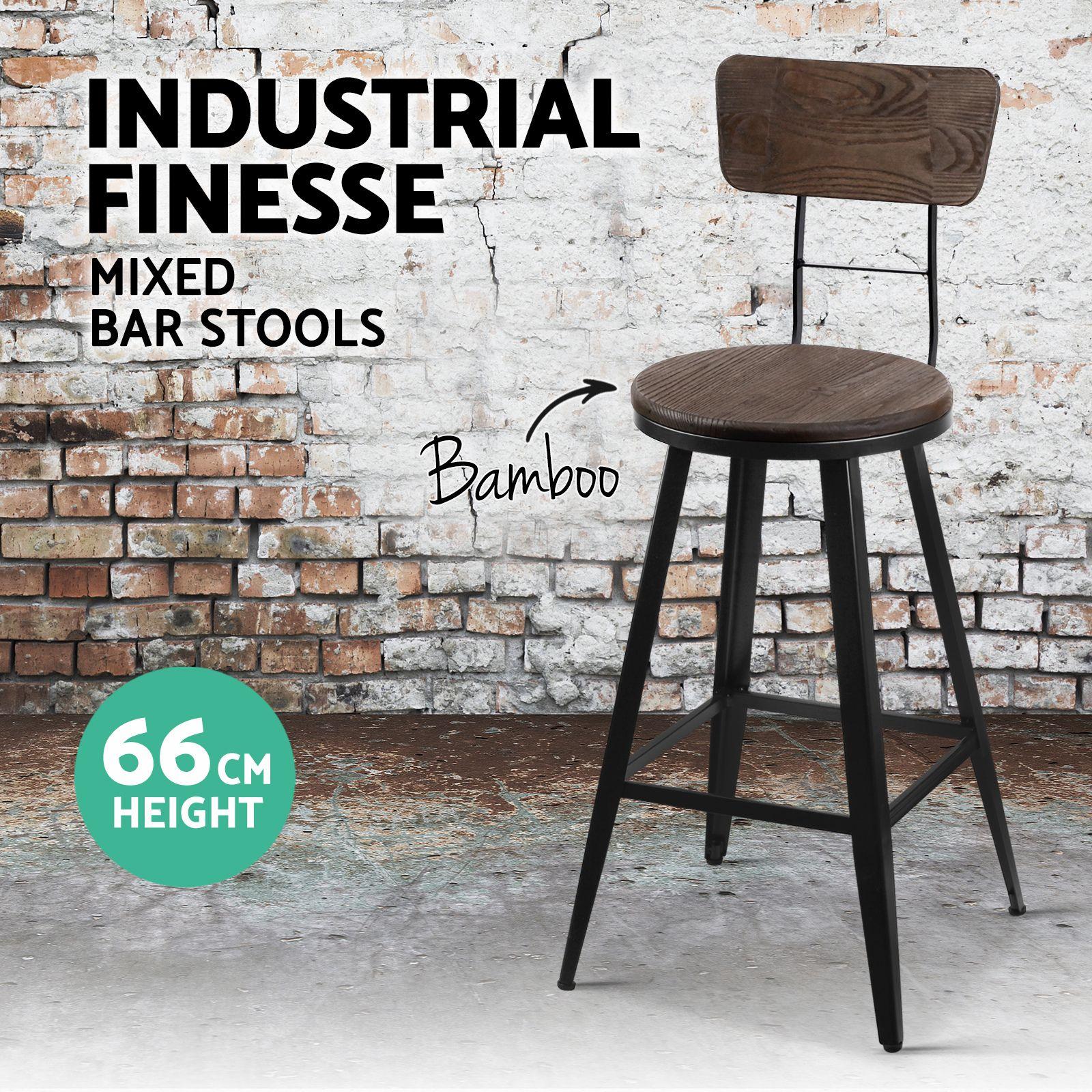 70 Vintage Retro Bar Stools Modern Rustic Furniture Check more