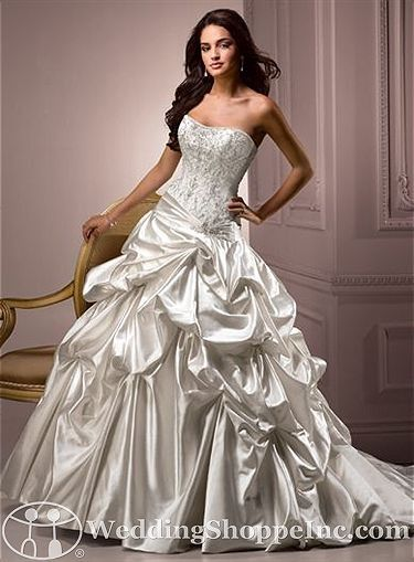 Wedding Dresses with Bling and Pick UPS