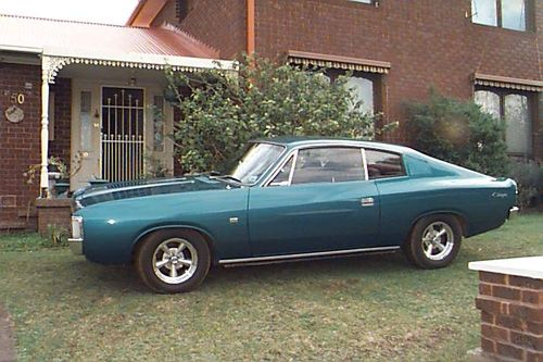 1973 Chrysler Charger R/T produced by Chrysler Australia on My Car ...
