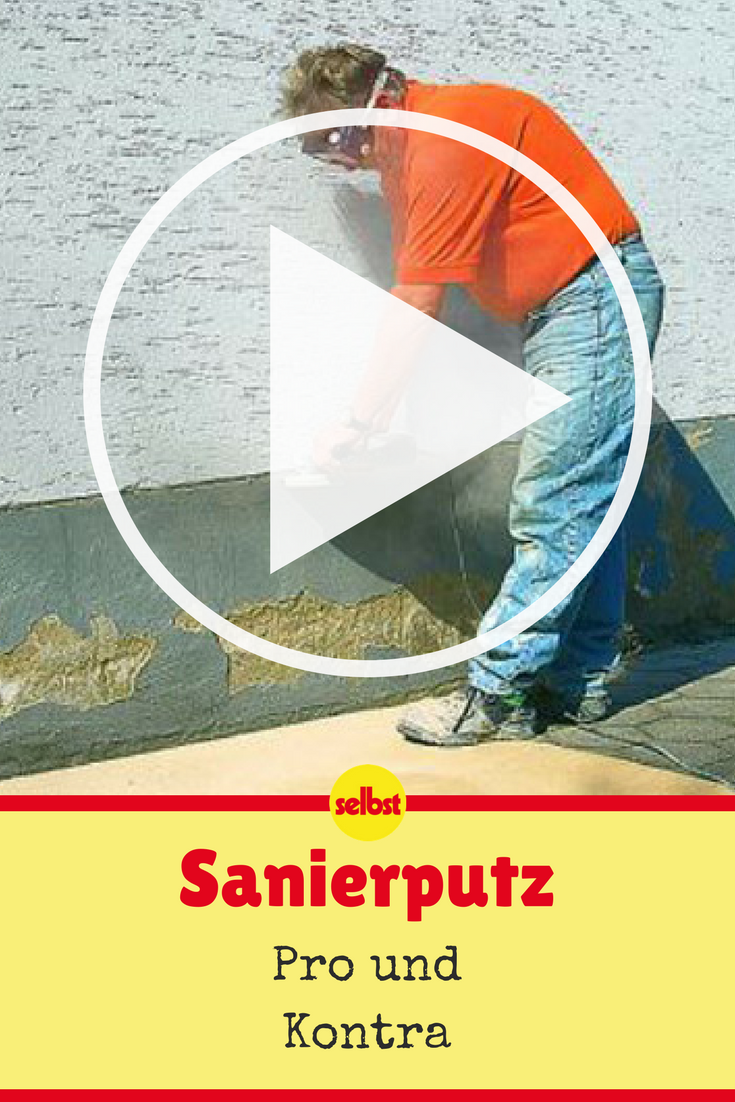 Wand Verputzen Video Sanierputz Video Anleitungen Pinterest House Diy Und