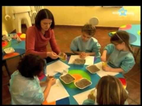 Pittura Bambini ~ Decoriciclo stampini fatti con i tappi di sughero pittura su