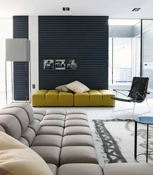 Pircher Planit Prefab House, Rolo, Italy By Bestetti Associati Studio. Tufty  Time Sofas By Bu0026B Italia. You See, It Is Possible To Get Style In Italy!