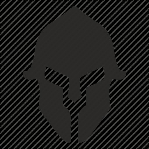 Head Helmet Safety Soldier Sparta Warrior Icon Download On Iconfinder Sparta Photoshop Shapes Icon