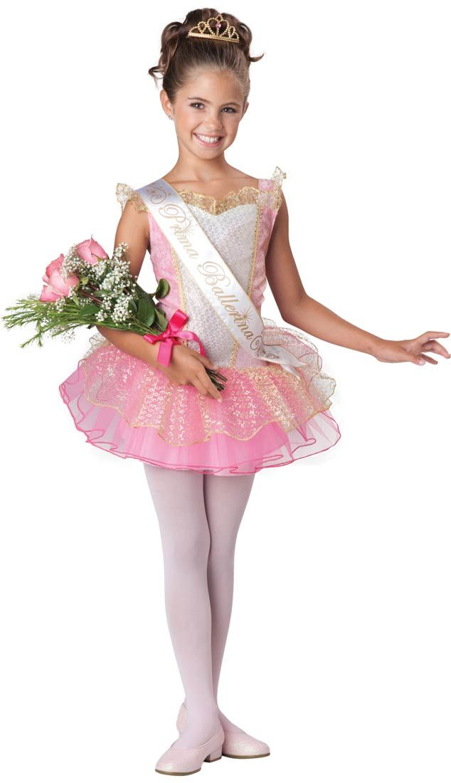 prime ballerina girls costume - Halloween Ballet Costumes