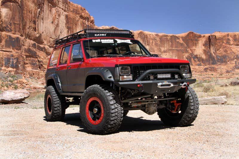 Attractive Jeep Cherokee Xj Build