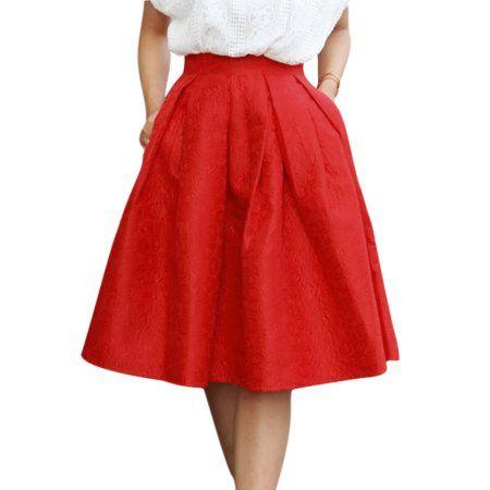 3fa08b376e Clothing | My Style | High waisted skirt, Full midi skirt, Black ...