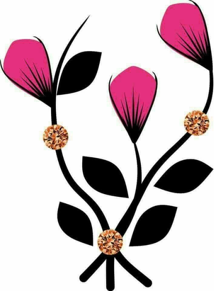 Pin de leia em tulipas pinterest adesivo adesivos unhas e unha altavistaventures Image collections