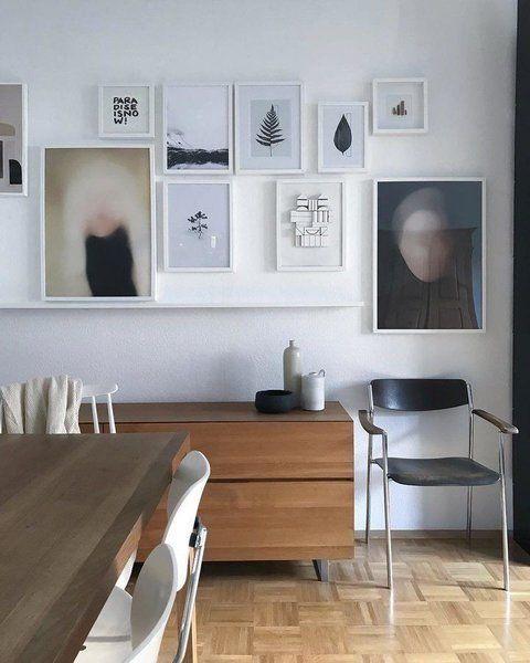 13 Posterideen für eine kreative Wandgestaltung mit Wow-Effekt