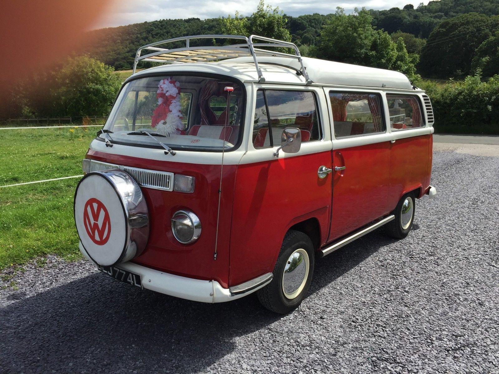 EBay: Campervan INTERIOR Conversion Into YOUR OWN VW T2 BAY CAMPER VAN  SPLIT SCREEN #