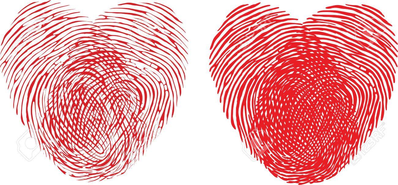 illustrations in fingerprints - Google Search