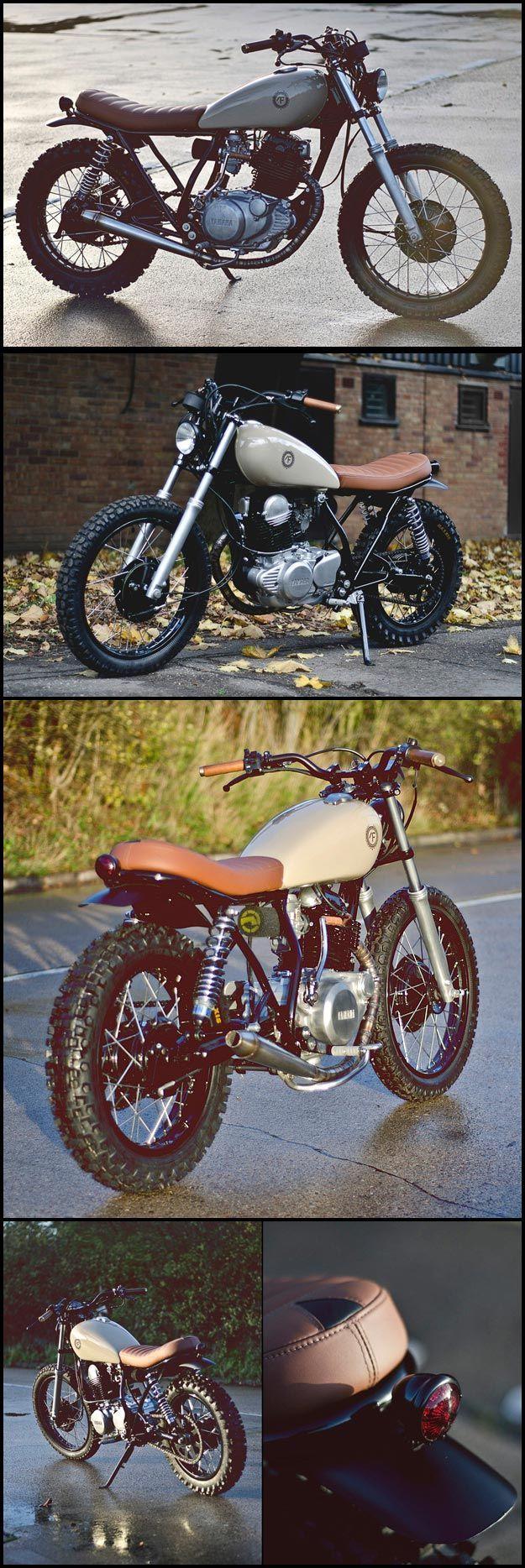 Yamaha SR250 by Auto Fabrica | Bike EXIF