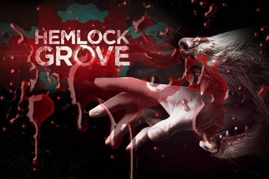 Hemlock Grove: Season 3 (2015) Welcome to the final horror-filled chapter of Hemlock Grove, the spellbinding breakout Netflix series. Available October 23 #refinery29 http://www.refinery29.com/2015/09/94815/whats-coming-to-netflix-in-october#slide-89