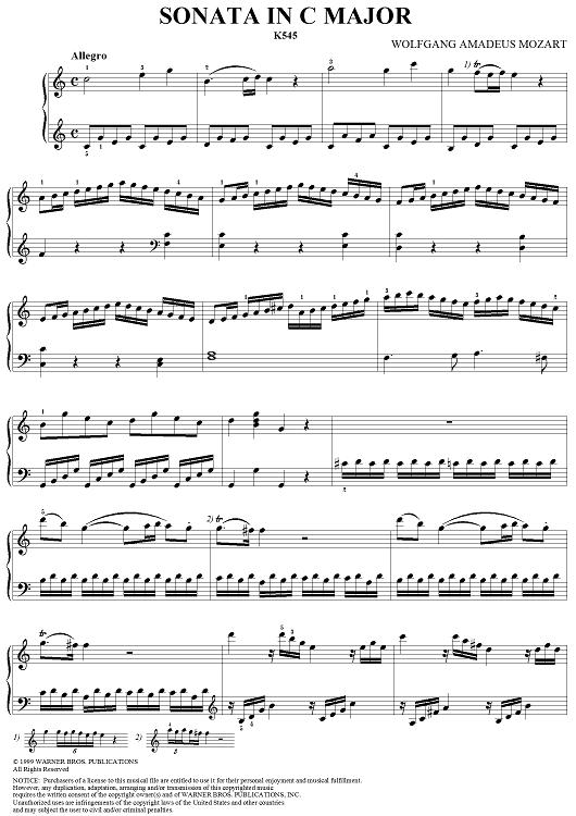 Скачать бесплатно моцарта на mp3