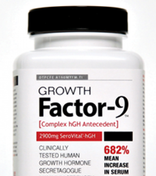 HGH Supplement: Growth Factor 9 | Hgh Muscle building ...